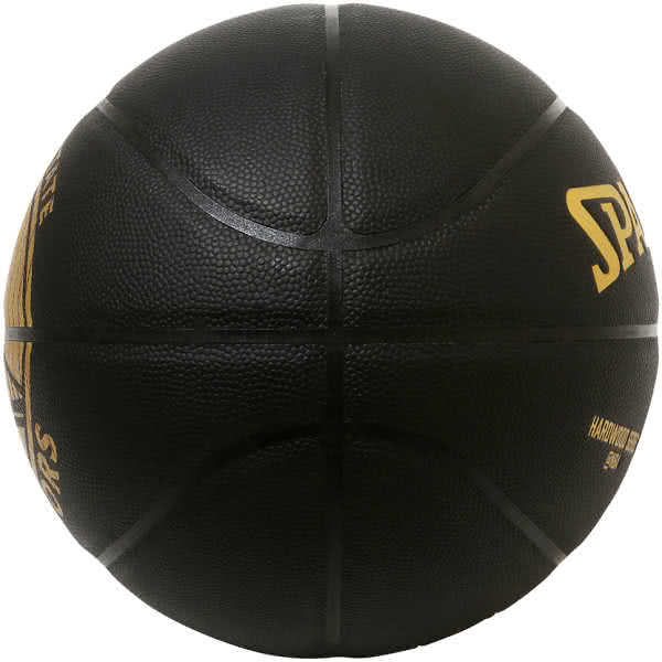 スポルディング バスケットボール 7号 ハードウッドシリーズ ゴールデンステート ウォリアーズ ブラック バスケ 76-607Z 合成皮革 SPALDING