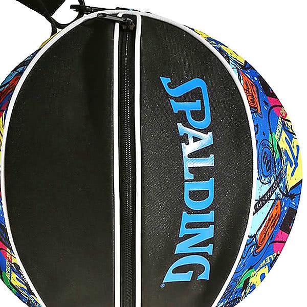スポルディング バッグ MTV ギター バスケ ボールバッグ 49-001GU バスケットボール収納 GUITER SPALDING