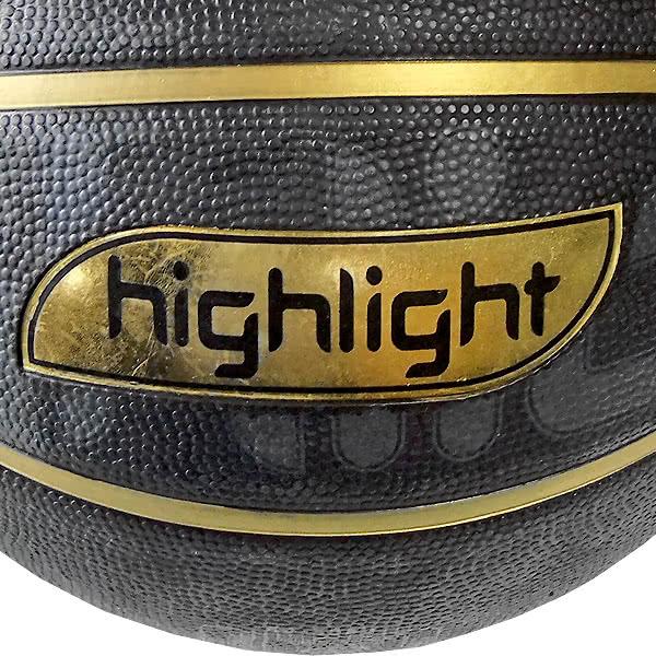 スポルディング ミニバス バスケットボール 5号 ゴールド ハイライト ブラック バスケ 84-525J 小学校 子供用 ゴム 外用ラバー SPALDING 21AW2