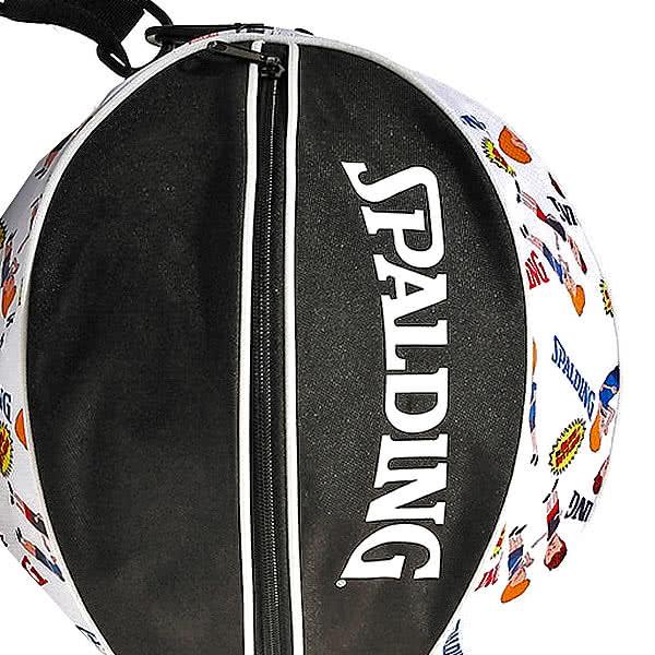 スポルディング バッグ ビーバス アンド バットヘッド バスケ ボールバッグ 49-001BE バスケットボール収納 BEAVIS AND BUTT HEAD MTV SPALDING