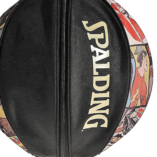 スポルディング バッグ ビンテージ バットマン バスケ ボールバッグ 49-001VB バスケットボール収納 VINTAGE BATMAN SPALDING