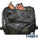 スポルディング ダガー3バックパック ブラックホワイト バスケットボール バッグ SPALDING40-015WT