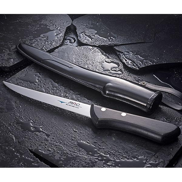 マック フィッシングナイフ 包丁 MAC BNS-60 クロムモリブデン鋼 日本製