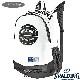 SPALDINGライズ ボール ホワイト バッグ バスケットボール バックパック リュック スポルディング40-018BWH