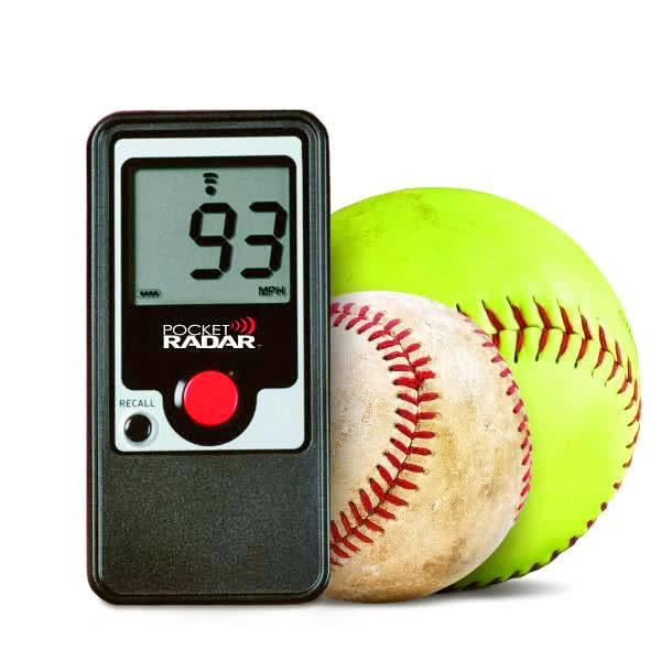 ポケットレーダーD&M 野球 小型スピードガン測定器 PR1000 ディーエム