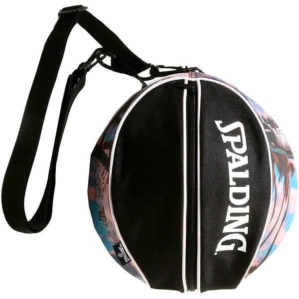 スポルディング バッグ サンセット バスケ ボールバッグ 49-001SU バスケットボール収納 SUNSET SPALDING