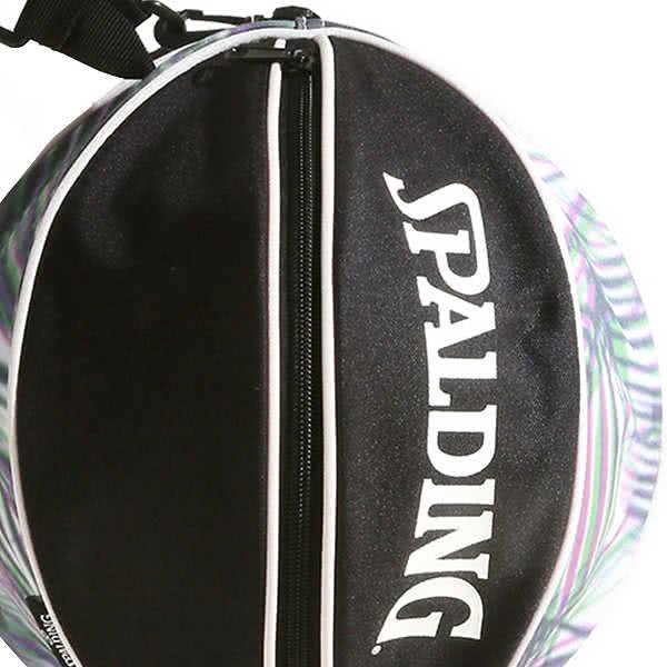 スポルディング バッグ パームリーフ バスケ ボールバッグ 49-001PM バスケットボール収納 PALM LEAF SPALDING