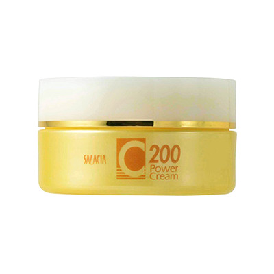 C200 パワークリーム30g ビタミンC配合保湿クリーム セレヴィーナ CELEVENUS