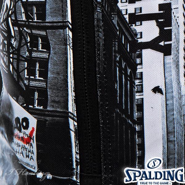 SPALDING ケイジャー バットマン ゴッサムシティ バスケットボール バッグ バックパック リュック スポルディング CAGER 40-007GC