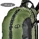 バスケットボール収納バッグ クラッシー ケイジャー セージ 光沢ポリエステル スポルディング SAGE SPALDING41-009SG