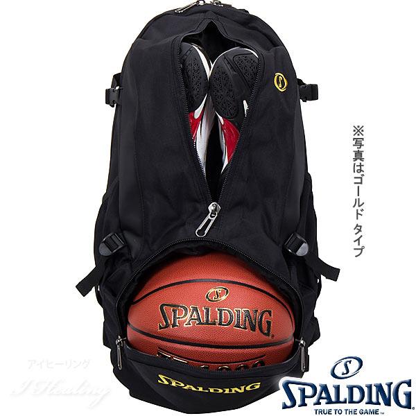 SPALDING ケイジャー トムとジェリー ドット バスケットボール バッグ バックパック リュック スポルディング CAGER 40-007TJ