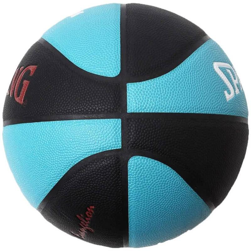 スポルディング X ラヂオエヴァ ネルフ X ヴィレ モデル バスケットボール7号 合成皮革 SPALDING 76-776J