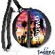 バスケットボール収納ボールバッグ ロサンゼルス スポルディング LOS ANGELES SPALDING49-001LA