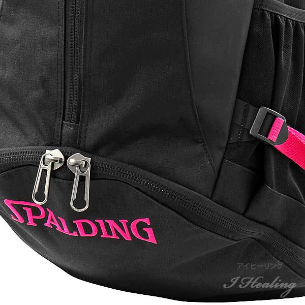 SPALDING ケイジャー ピンクテープ バスケットボール用バッグ 32L CAGERリュック スポルディング 40-007PKT