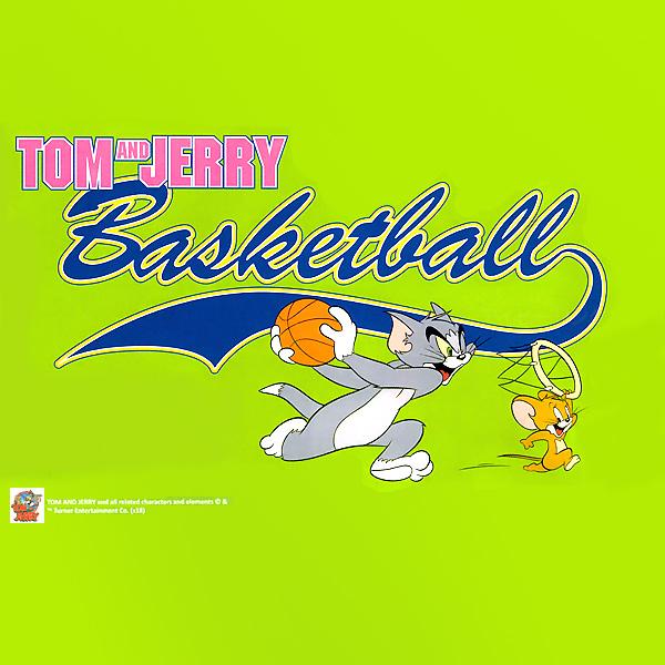 SPALDING バスケットボール ボールバッグ トムとジェリー TOM&JERRY DOT スポルディング 49-001TJ
