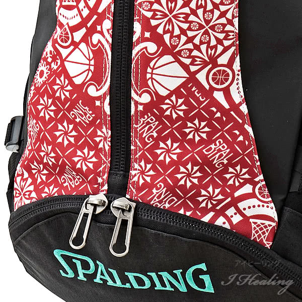 SPALDING ケイジャー スカンジナビアンレッド バスケットボール用バッグ 32L CAGERリュック スポルディング 40-007SRD