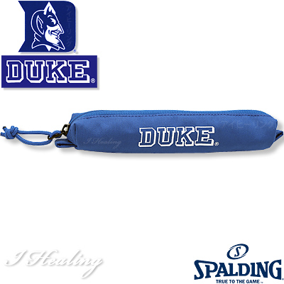 ペンケースDUKE バスケットボール スポルディング デューク ブルー SPALDING41-012DKB