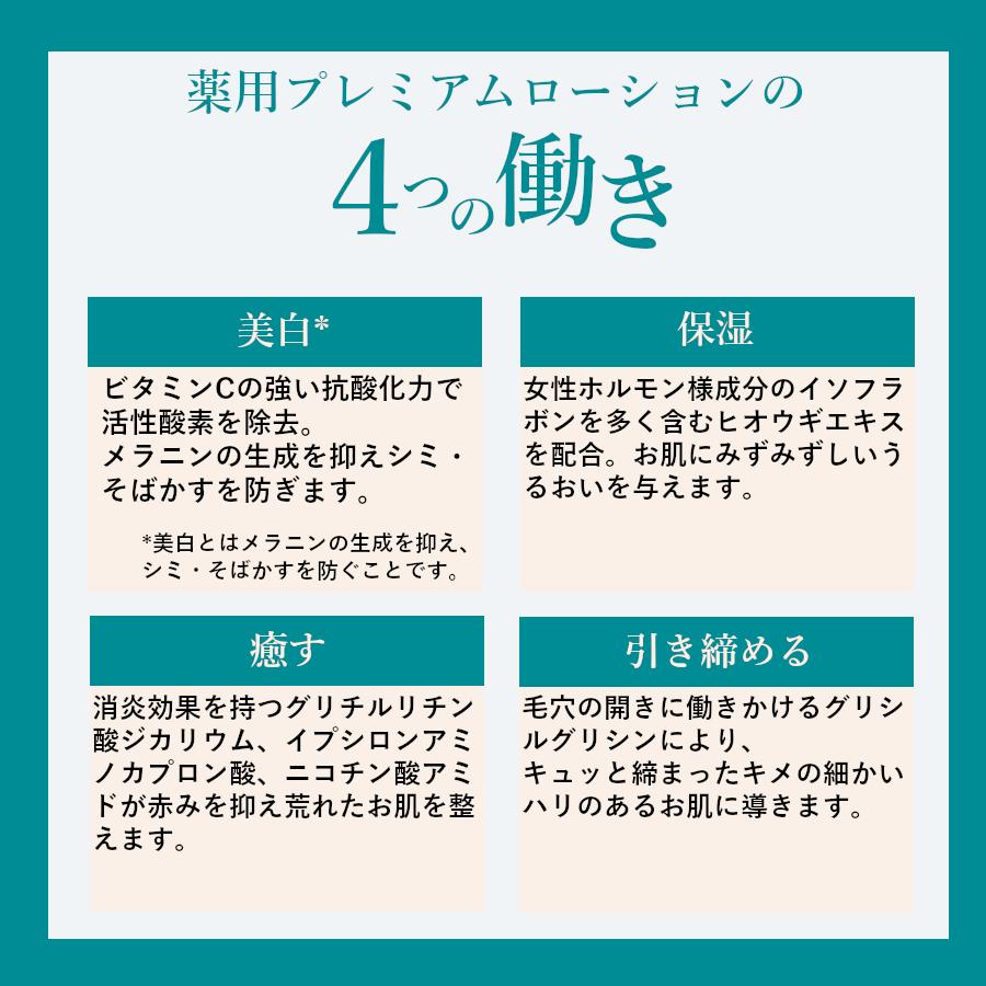HINアクネスラボ 薬用プレミアムローション【医薬部外品】