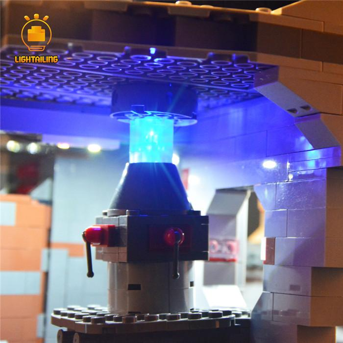 レゴ 10188 [LED ライト キット+バッテリーボックス] Star Wars DEATH STAR スターウォーズ デススター 電飾 ライトアップ セット