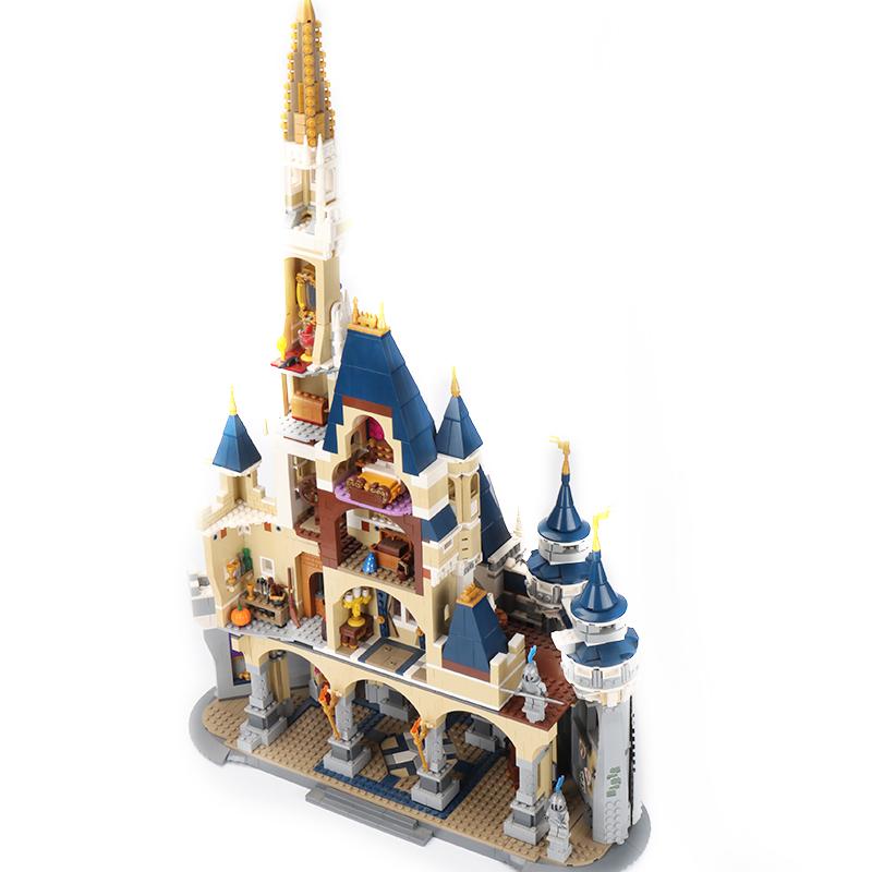 レゴ 互換品 ディズニー プリンセスシンデレラ城 プレゼント クリスマス 知育玩具 学習玩具 おもちゃ ブロック 入学 お祝い こどもの日 男の子 女の子