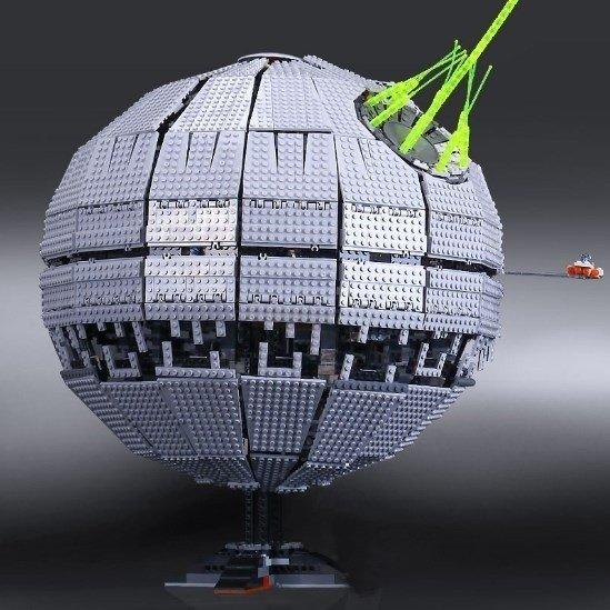 レゴ 互換品 デススター セカンドジェネレーション スターウォーズ シス ジェダイ 10143 クリスマス プレゼント おもちゃ ブロック 互換品 知育玩具 入学 お祝い こどもの日