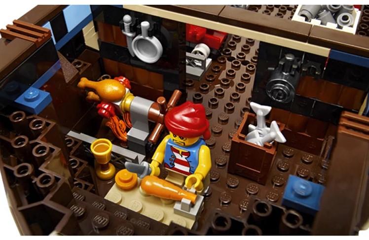 レゴ 10210 インペリアル フラッグシップ 互換品