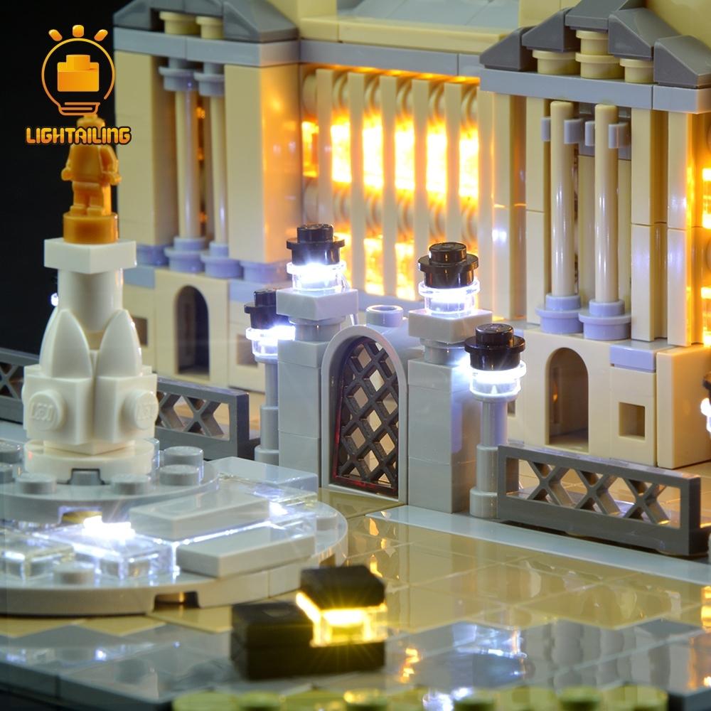 レゴ 21029 [LED ライト キット+バッテリーボックス] アーキテクチャー バッキンガム宮殿 Buckingham Palace 電飾 ライトアップ セット