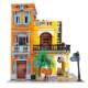 レゴ 互換品 コーヒーショップ ハウス 珈琲 コーヒー屋 珈琲店 珈琲屋 建物 街並み おもちゃ クリスマス プレゼント