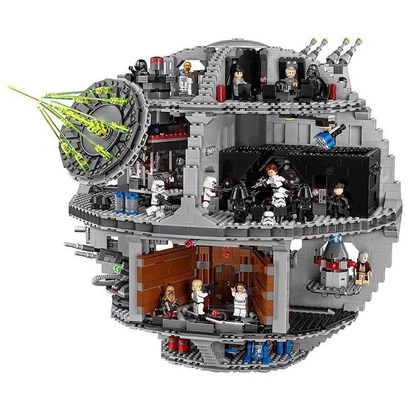 レゴ 互換品 スターウォーズ デススター U.C.S. 75159 クリスマス プレゼント