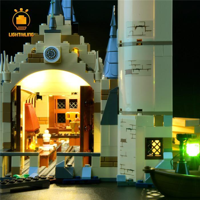 レゴ 75954 [LED ライト キット+バッテリーボックス] HARRY POTTER HOGWARTS GREAT HALL ホグワーツの大広間 電飾 ライトアップ セット