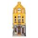 レゴ 互換品 アイスクリーム屋さん アイス かわいい 建物 街並み おもちゃ クリスマス プレゼント 知育玩具 入学 お祝い こどもの日