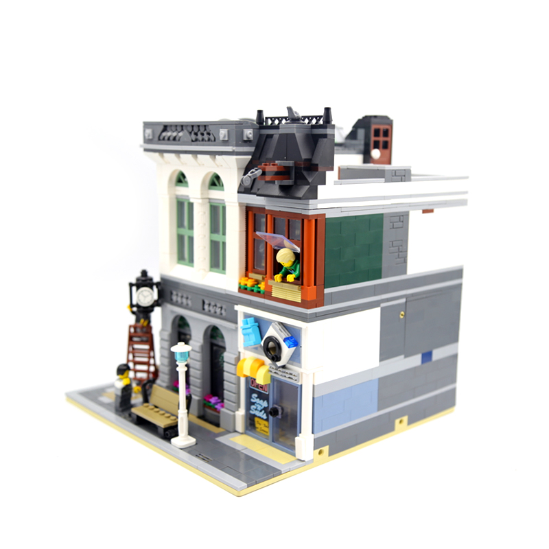 レゴ 10251 ブリックバンク 互換品