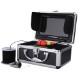 水中カメラ 釣りカメラ 白色 LED6灯 ステンレス製カメラ 7インチモニター 15-50mケーブル GAMWATER
