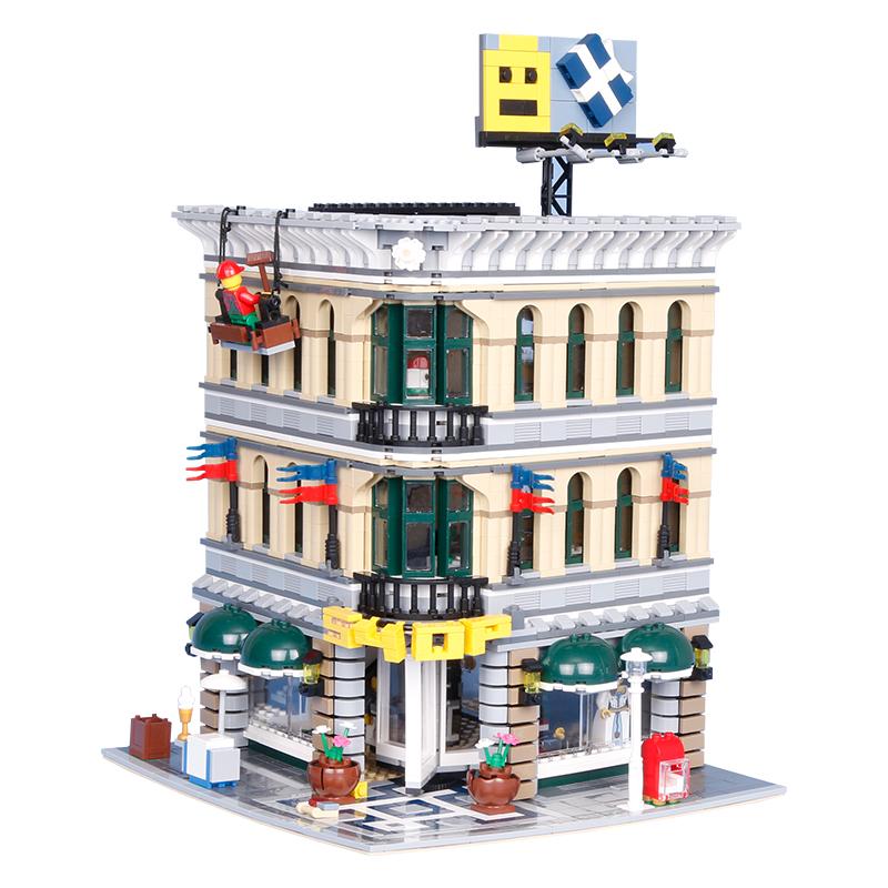 レゴ 互換品 10211  グランドデパートメント クリエイター