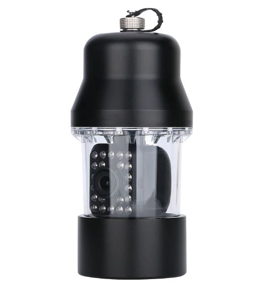 白色LED22灯 360度回転 CCD 水中カメラ 録画機能 7インチモニター ケーブル(15/30m) 釣りカメラ キット SDカード GAMWATER  魚群探知機 ソナー フィッシュファインダー アクションカメラ