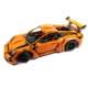 レゴ テクニック 42056 互換品 ポルシェ911 GT3 RS オレンジ