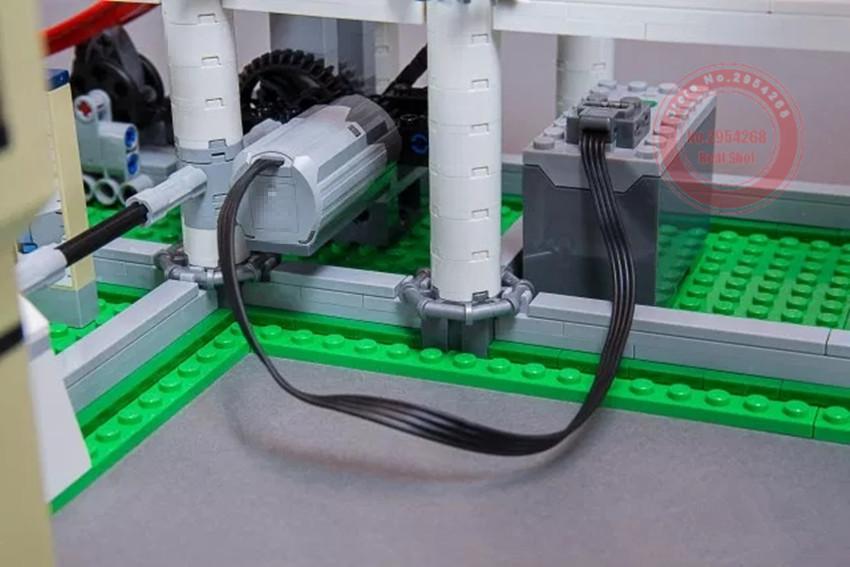 レゴ 互換品 オート ローラーコースター モーター有無選択可 ジェットコースター クリエイター 10261