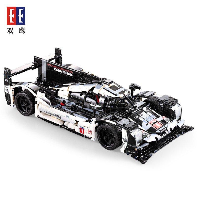 レゴ テクニック 互換品 ポルシェ919 デザイン スーパーカー