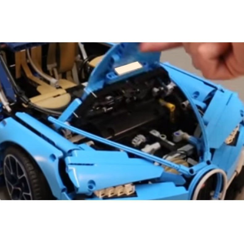 レゴ 42083 ブガッティ・シロン 互換品 モーターセット テクニック