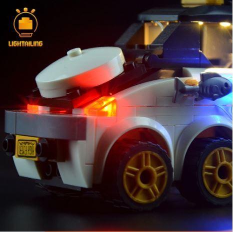 レゴ 70911 [LEDライトキット+バッテリーボックス] バットマン ザ・ムービー ペンギンのアークティック・ ローラー 電飾 ライトアップ セット