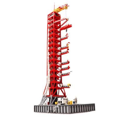 レゴ 互換品 発射塔 アポロ計画 サターンV 21309 スペースシャトル ロケット 宇宙旅行 建物 おもちゃ ブロック 知育玩具 入学 お祝い こどもの日