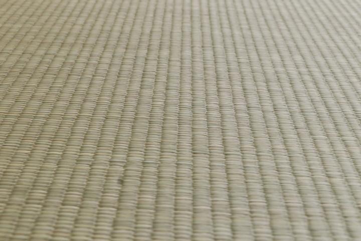 【送料無料】たためる置き畳 5連タイプ 約100×210cm