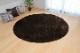 ラグカーペット 絨毯 ラルジュ 円形 洗える シャギー シャギーラグ 北欧 ラグマット おしゃれ かわいい リビング ダイニング センターラグ【送料無料】