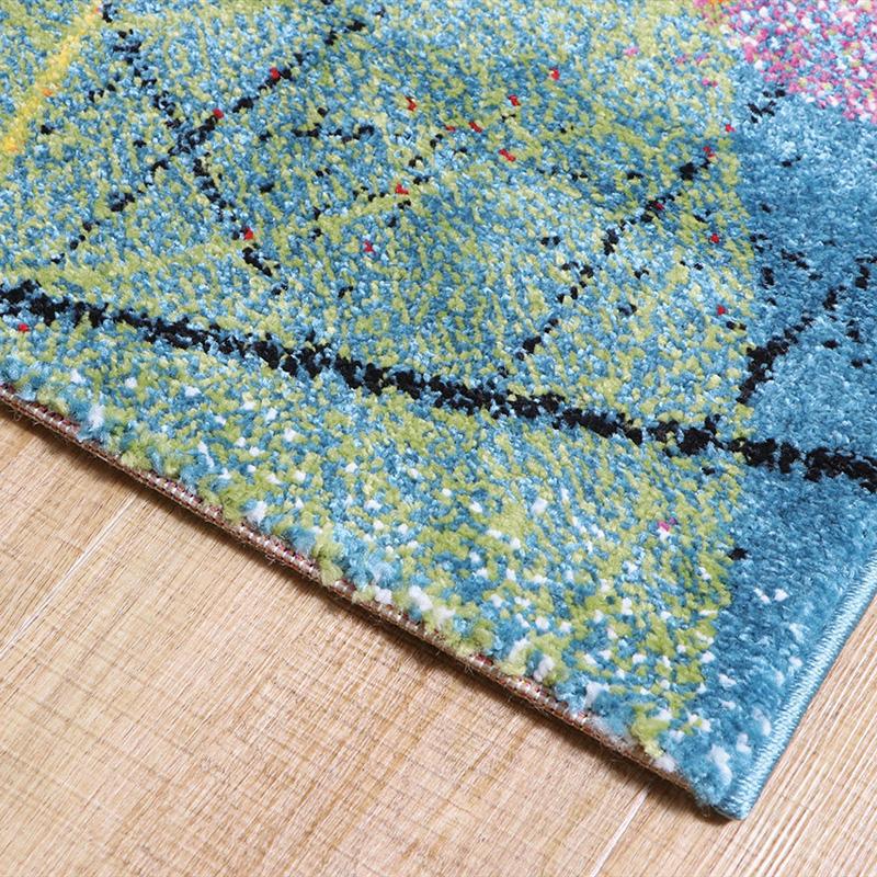 ウィルトンラグ カーペット絨毯 ハミン トルコ製 北欧 ラグマット おしゃれ かわいい リビング ダイニング センターラグ