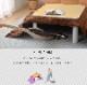 こたつ薄掛け布団 スパット 洗える おしゃれ かわいい 正方形 長方形 北欧 IKEHIKO 池彦 省エネ 【送料無料】