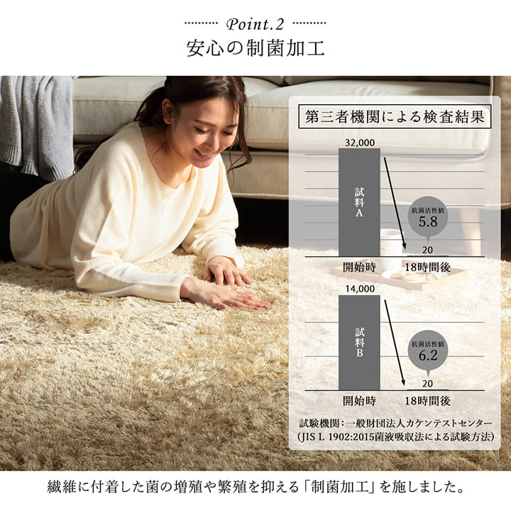 ラグカーペット 絨毯 ルフォン ラグマット おしゃれ かわいい リビング ダイニング センターラグ【送料無料】