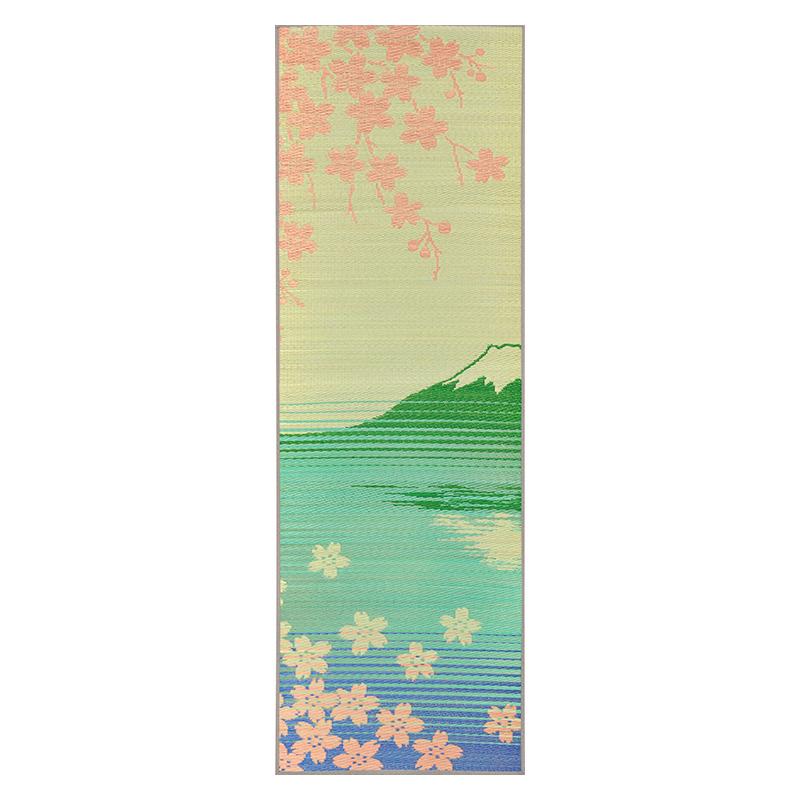 畳ヨガマット SAKURA富士 い草 国産【送料無料】