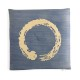 座布団 い草 座布団 日本製 「 大関 」 約55×55cm カラー:ブルー、ブラウン 日本製 捺染返し い草 自然素材 ざぶとん ザブトン 夏 和座布団 来客用