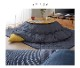【送料無料】先染め こたつ布団 円形 掛け布団単品 205cm 225cm