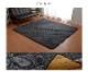【送料無料】先染めキルトラグ単品 190×190cm 190×240cm 190×260cm 190×290cm
